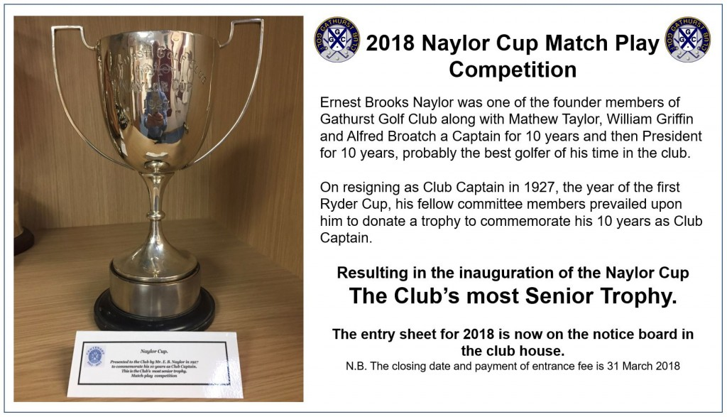 NaylorCup